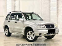2003 SUZUKI GRAND VITARA MANUAL PETROL