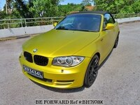 2011 BMW 1 SERIES 118I CONVERTIBLE