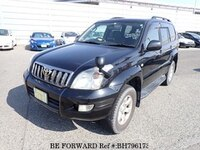 2007 TOYOTA LAND CRUISER PRADO