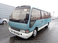2001 TOYOTA COASTER LONG EX TURBO