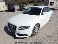 2009 AUDI A4 S LINE COMPETITION