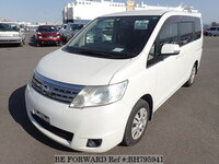 2010 NISSAN SERENA 20S V SELECTION