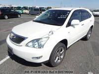 2008 TOYOTA HARRIER 240G