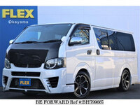 2011 TOYOTA HIACE VAN 2.0 SUPER GL LONG