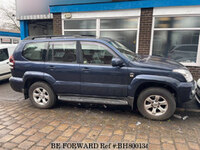 2004 TOYOTA LAND CRUISER AUTOMATIC DIESEL