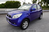 2006 DAIHATSU TERIOS 1.5L-MANUAL-ABS-AIRBAG