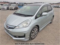 2012 HONDA FIT HYBRID RS