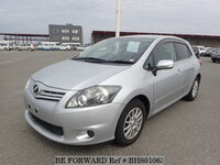 2012 TOYOTA AURIS 150X M PLATINUM SELECTION