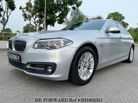 2014 BMW 5 SERIES 520I 2.0L LED NAV TWIN-TURBO
