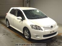 2012 TOYOTA AURIS 150X S PACKAGE