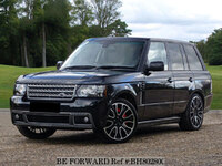 2011 LAND ROVER RANGE ROVER 5.0 V8 SUPERCHARGED