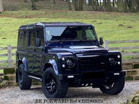 2013 LAND ROVER DEFENDEDR 110 MANUAL DIESEL