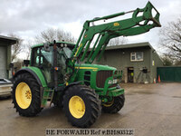 2007 JOHN DEER JOHN DEER OTHERS AUTOMATIC DIESEL