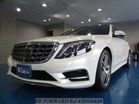 2014 MERCEDES-BENZ S-CLASS EXCLUSIVE AMG SPORTS PACKAGE