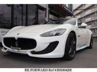 2013 MASERATI GRANTURISMO SPORTS MC SHIFT