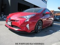 2016 TOYOTA PRIUS 1.8A TOURING SELECTION