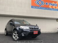 2009 SUBARU FORESTER 2.0XS4WD
