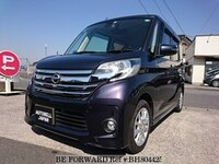 2015 NISSAN DAYZ ROOX HIGHWAYSTAR X V SEL PLUS SAFETY