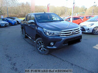 2017 TOYOTA HILUX AUTOMATIC DIESEL
