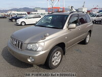 2002 TOYOTA KLUGER G PACKAGE