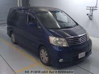 2003 TOYOTA ALPHARD AS