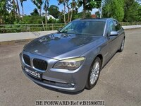 2012 BMW 7 SERIES 730LI AT D/AB 2WD NAV HID SR