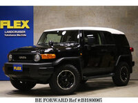 2013 TOYOTA FJ CRUISER 4.0 BLACK COLOR PACKAGE 4WD