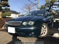 2004 JAGUAR X-TYPE 2.5V6