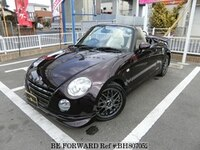 2009 DAIHATSU COPEN ULTIMATE LEATHER EDITION