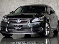 2013 LEXUS LS EXECUTIVE PACKAGE