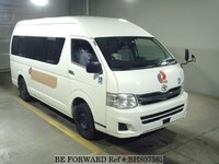 2010 TOYOTA HIACE COMMUTER D TYPE