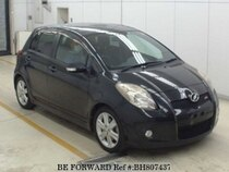 Used 2008 TOYOTA VITZ BH807437 for Sale for Sale