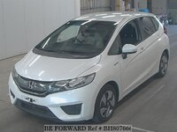 2013 HONDA FIT HYBRID F PACKAGE