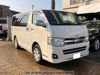 2011 TOYOTA HIACE VAN 3.0DX LONG