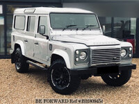 2011 LAND ROVER DEFENDEDR 110 MANUAL DIESEL
