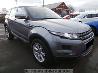 2013 LAND ROVER RANGE ROVER EVOQUE MANUAL DIESEL