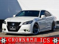 2015 TOYOTA CROWN HYBRID