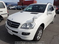 2006 MERCEDES-BENZ M-CLASS ML350 LUXURY PACKAGE