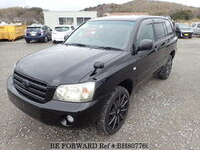 2006 TOYOTA KLUGER L 2.4S X PACKAGE