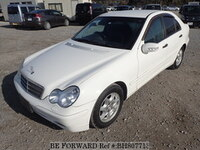 2004 MERCEDES-BENZ C-CLASS C180 KOMPRESSOR LIMITED
