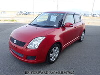 2008 SUZUKI SWIFT XG E SELECTION