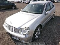 2006 MERCEDES-BENZ C-CLASS C180 KOMPRESSOR SPORTS EDITION