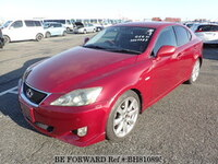 2007 LEXUS IS IS350 VERSION L