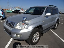 Used 2003 TOYOTA LAND CRUISER PRADO BH812148 for Sale for Sale