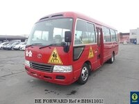 2007 TOYOTA COASTER KIDS BUS