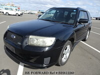 2005 SUBARU FORESTER CROSS SPORTS