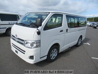 2012 TOYOTA HIACE VAN DX KIDS BUS