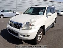 Used 2006 TOYOTA LAND CRUISER PRADO BH812293 for Sale for Sale