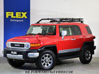 2012 TOYOTA FJ CRUISER 4.0 RED COLOR PACKAGE