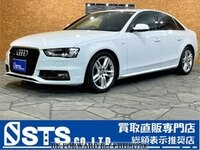 2013 AUDI A4 2.0 TFSI QUATTRO S LINE PACKAGE
